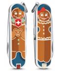 Victorinox Classic Gingerbread Love 0.6223.L1909