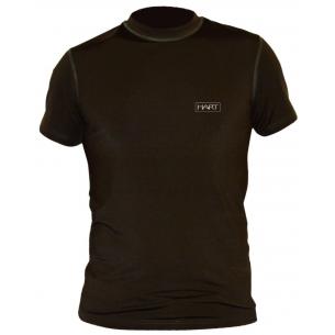 Camiseta M/C Hart Crew-S Dark Olive