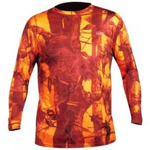 Camiseta M/L Hart Crew Blaze