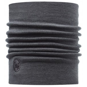Buff Heavyweight MerinoWool Solid Grey 110966.00