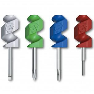Victorinox Miniherramientas Set de 4 piezas 2.1201.4