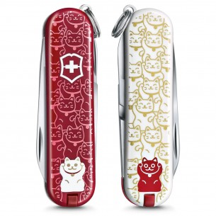 Victorinox Classic Limited Edition 2021 Lucky Cat 0.6223.L2106