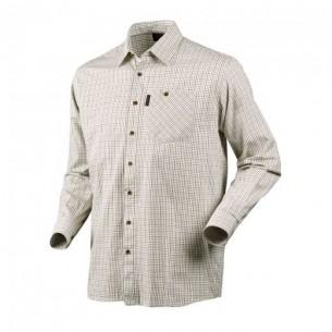 Camisa Seeland Preston Egret Check