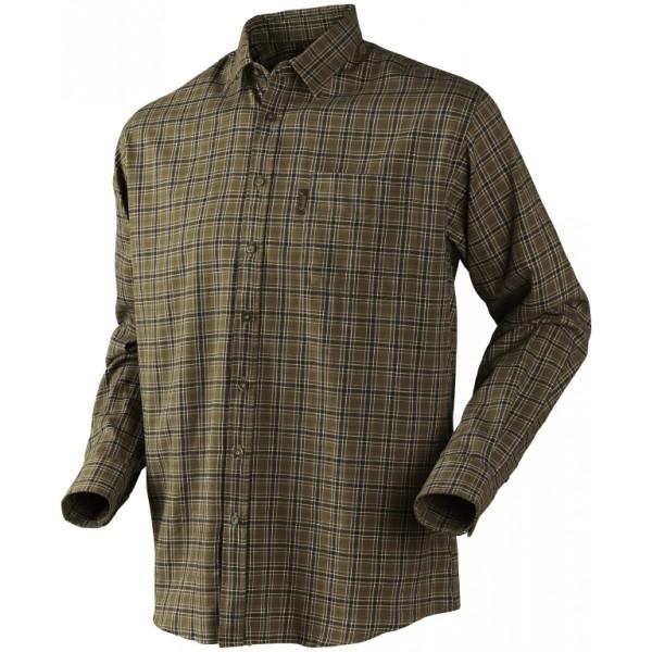 Camisa Seeland Burley Green Check