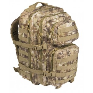 Mochila Assault MIL-TEC US ASSAULT LG Mandra Tran Kryptek Highlander