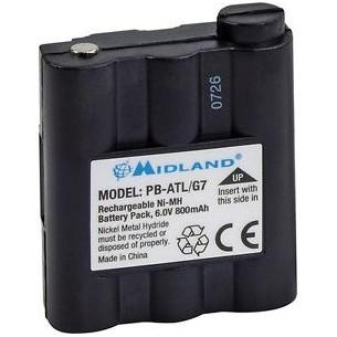 Batería Midland Model: PB-ATL/G7