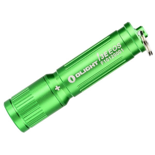 Linterna Olight i3 AAA 90 Lum. Verde