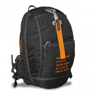 "Rucksack Deployment Bag 6"" Mil-Tec Negra 14039002"