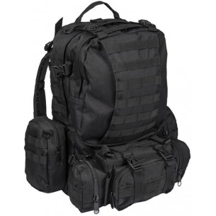 Defense Pack Assembly Mil-Tec Negra 14045002