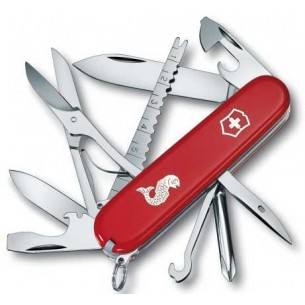 Victorinox Fisherman Red 1.4733.72