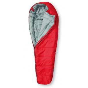 Saco Yucon Altus 400g Hollow Fiber Rojo/Rojo