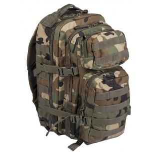 Mochila Mil-Tec US Assault Pack SM 20 Litros W/L 14002020
