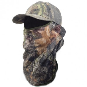 Gorra Mossy Oak con red