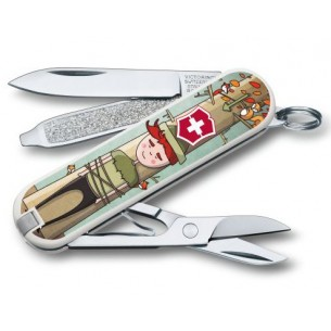Victorinox Classic Willhelm Tell 0.6223.L1609