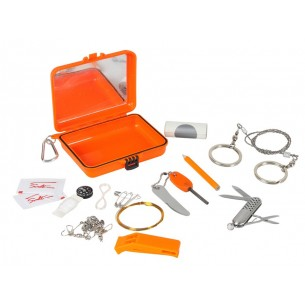 Kit Emergencia Outdoor Gamo