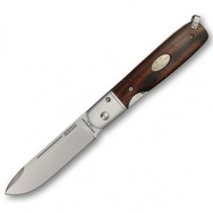 Fallkniven Navaja Gentlemans Pocket Cocobolo GP