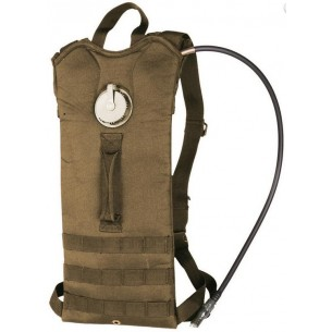 Mochila Hidratación Mil-Tec Waterpack Basic Coyote 14537105