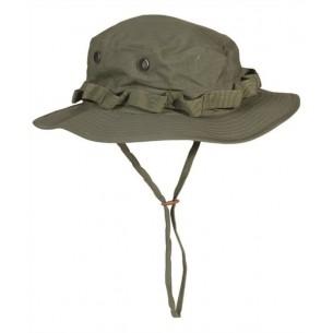 Sombrero Mil-Tec Verde Oilva 12325001