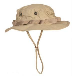 Sombrero Mil-Tec Tan 12325004