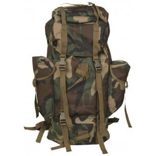 Mochila Mil-Tec German Woodland 14023020