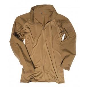 Camiseta Táctica Mil-Tec Tan 10920005
