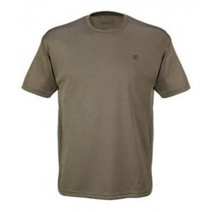 Camiseta Técnica Gamo M/C Kaki 458570534