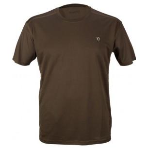 Camiseta Técnica Gamo M/C Verde Oscuro 458570539