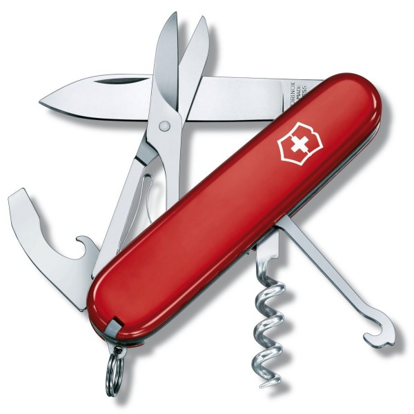 Victorinox Compact Red 1.3405