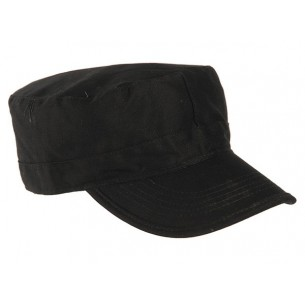 Gorra Mil-Tec Negra 12312002