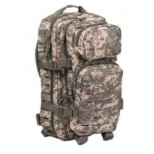Mochila Miltec US ATDig Assault BackPack SM 20 Litros Laser Cut 14002670