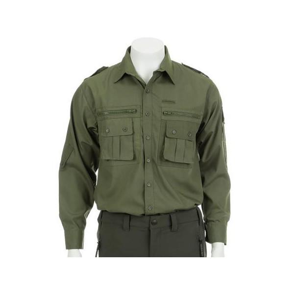 Camisa Foraventure Verde M/L