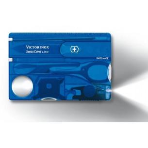 Victorinox Swisscard Lite Azul Trans. Luz V.07322.T2