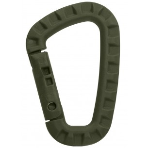 Mil-Tec Carabiner ABS Olive 15921001
