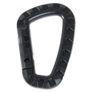 Mil-Tec Carabiner ABS Black 15921002