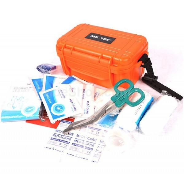 Kit de Supervivencia Mil-tec Camping Naranja 16025714