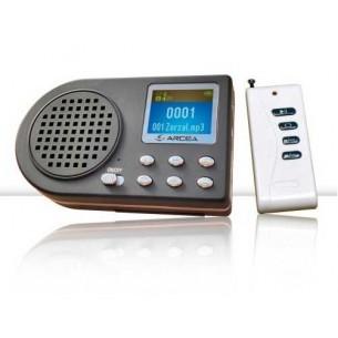 Arcea Reproductor MP3 Cantos con Mando CP010