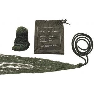 Mil-Tec Mini Hamaca Verde 14443000