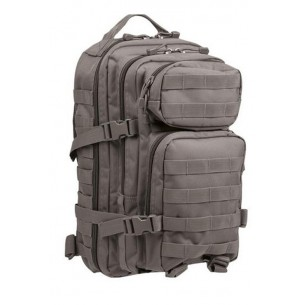 Mochila Táctica US ASSAULT Mil-Tec SM 20L. Urban Grey 14002008