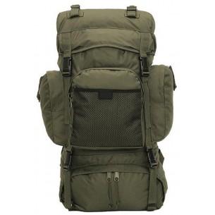 Mochila Militar Mil-Tec Comando 55L. Verde 14027001