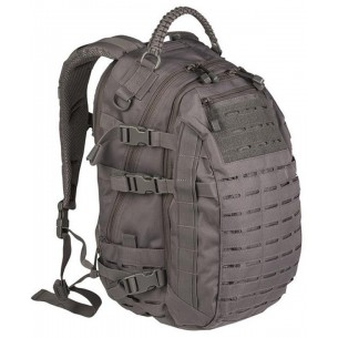 Mochila Mil-Tec Mission Pack Laser Cut LG 25L. Urban Grey 14046108