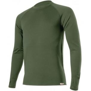 Camiseta Interior Térmica Lasting Wity Heavy Merino 6262