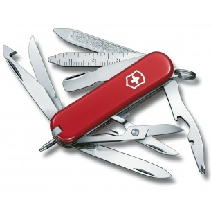 Victorinox MiniChamp Red 0.6385