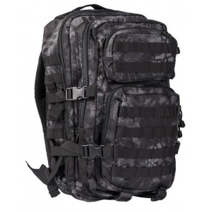 Mochila Mil-Tec US Assault Pack LG 36 L. Mandra Night 14002285