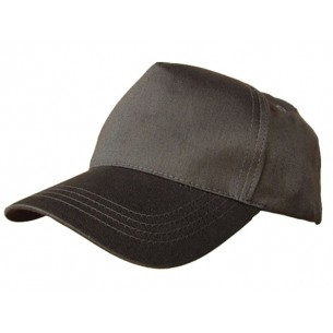 Gorra Benisport 5 paneles Regulable 101K