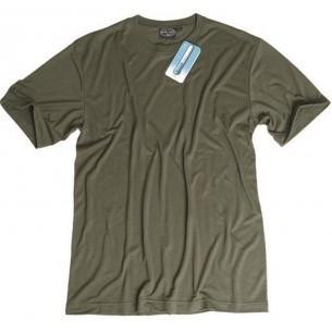 Mil-Tec Camiseta M/C Verde Oliva Coolmax 11211101