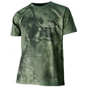 Camiseta Benisport Técnica Zorzal M/C 463