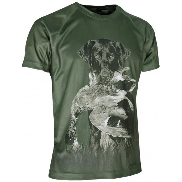 Camiseta Benisport Técnica Perro M/C 462