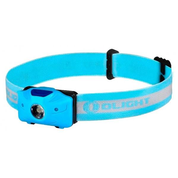 Frontal Olight H5 S Active 150 Lum Azul