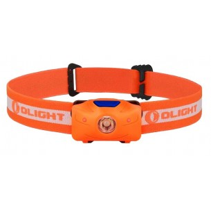 Frontal Olight H5 S Active 150 Lum Naranja