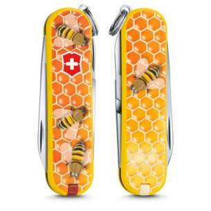 Victorinox Classic Honey Bee V.06223.L1702